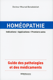 Homéopathie - Indications - Applications - Premiers soins