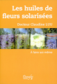 Les huiles de fleurs solarises