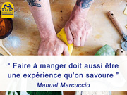 uno cookbook - interview Manuel Marcuccio